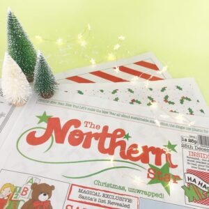 Christmas wrapping paper that you can recycle 2021