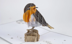 pop-up christmas xmas cards by pop-up pigeon